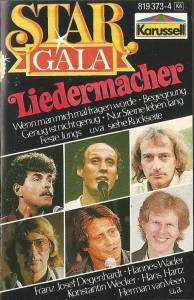 Star Gala - Liedermacher - Cover