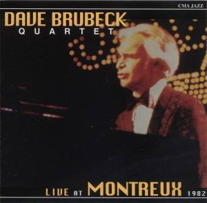 Dave Brubeck: Live At Montreux 1982 - Cover