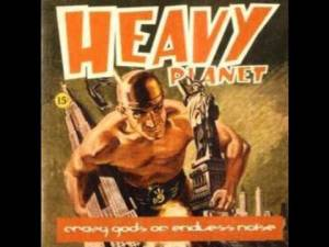 Cover - Crazy Gods Of Endless Noise: Heavy Planet