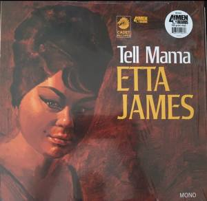 Cover - Etta James: Tell Mama