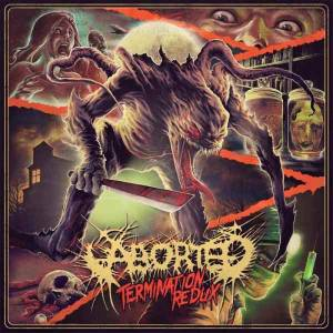 Aborted: Termination Redux - Cover