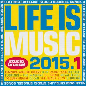 Life Is Music 2015.1 - Cover