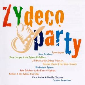 Cover - Chris Ardoin & Double Clutchin': Zydeco Party
