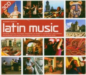Cover - Johnny Colon: Beginner's Guide To Latin Music