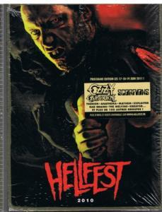 Hellfest 2010 - Cover