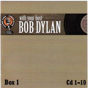 Theme Time Radio Hour With Your Host Bob Dylan - Box 1 - Cover