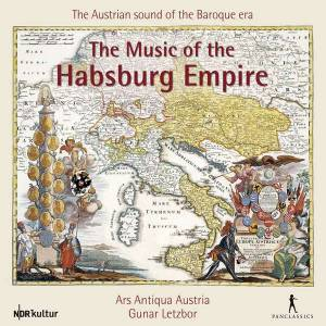 Cover - Nicola Matteis: Music Of The Habsburg Empire, The