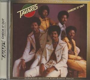 Cover - Tavares: Check It Out