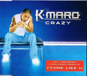 Cover - K-Maro: Crazy