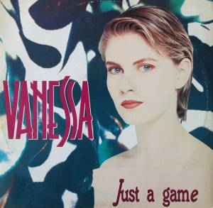Cover - Vanessa: Just A Game