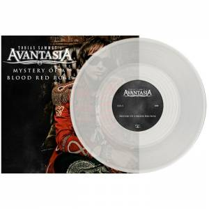 Tobias Sammet's Avantasia: Mystery Of A Blood Red Rose - Cover