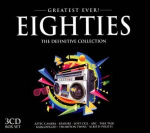 Greatest Ever! Eighties - The Definitive Collection - Cover