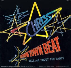 Cover - Chriss: Down Town Beat