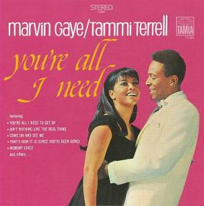 Cover - Marvin Gaye & Tammi Terrell: You're All I Need