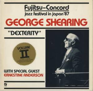 Cover - George Shearing: Dexterity
