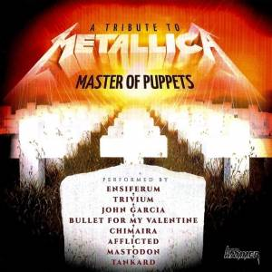 Cover - John Garcia: Metallica - A Tribute To Master Of Puppets