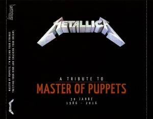 Metallica - A Tribute To Master Of Puppets (CD) - Bild 3
