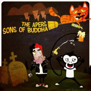 Cover - Apers, The: Apers / Sons Of Buddha, The