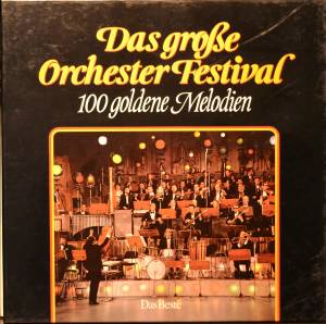 Cover - Alan Tew Orchestra: Große Orchesterfestival, Das