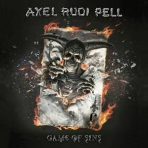 Axel Rudi Pell: Game Of Sins - Cover