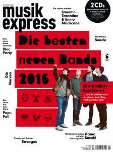 Various - Musikexpress 8