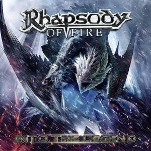 Rhapsody Of Fire: Into The Legend - Cover