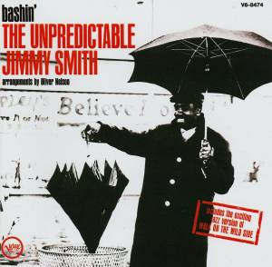 Cover - Jimmy Smith: Bashin' - The Unpredictable Jimmy Smith / Hobo Flats