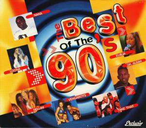Cover - Pappa Bear: Best Of The 90's, The
