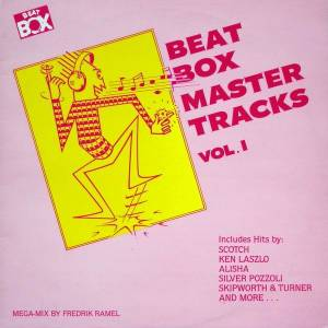 Cover - Cyber People: Beat Box Master Tracks Vol. 1