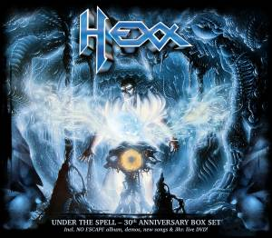 Hexx: Under The Spell - 30th Anniversary Box Set - Cover