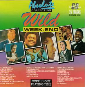 Wild Week-End - Cover