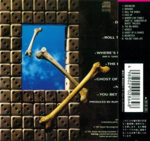 Rush: Roll The Bones (CD) - Bild 2