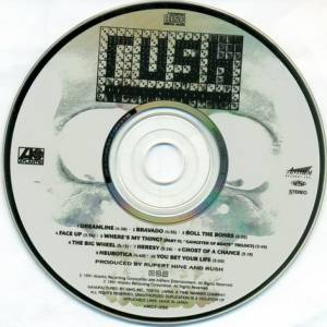 Rush: Roll The Bones (CD) - Bild 3