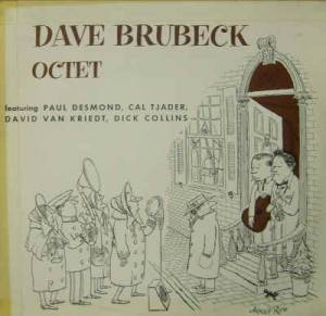 Cover - Dave Brubeck: Dave Brubeck Octet, The