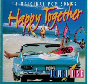 Cover - Pearls: Happy Together: 18 Original Pop-Songs