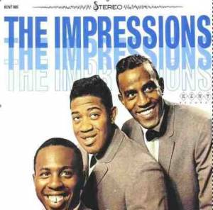 Cover - Impressions, The: Impressions, The