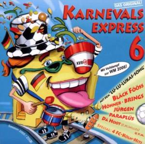 Cover - Labbese, Die: Karnevals Express 6