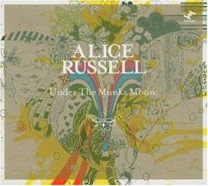Alice Russell: Under The Munka Moon - Cover