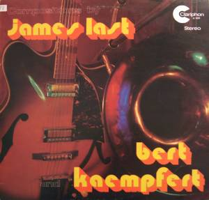 Cover - Bert Kaempfert: As Componists Up To Date