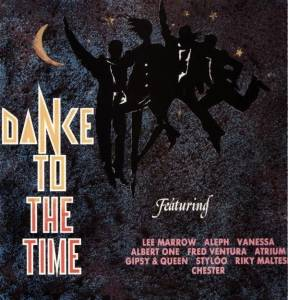 Cover - De Niro: Dance To The Time