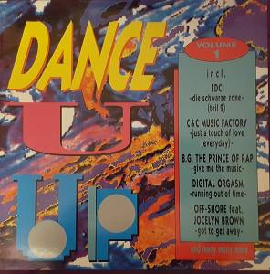 Cover - World Series Of Life: Dance U Up Volume 1