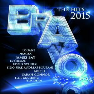 Cover - Philip George: Bravo - The Hits 2015
