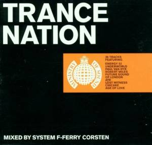 Cover - Pulp Victim: Trance Nation (Mixed By System F-Ferry Corsten)