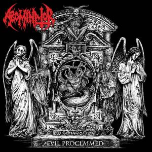 Cover - Abominator: Evil Proclaimed