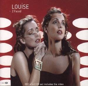 Cover - Louise: 2 Faced