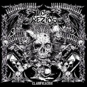 Los Rezios: Clarification - Cover