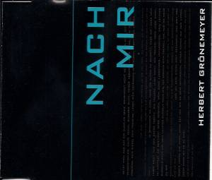Herbert Grönemeyer: Nach Mir (Single-CD) - Bild 1