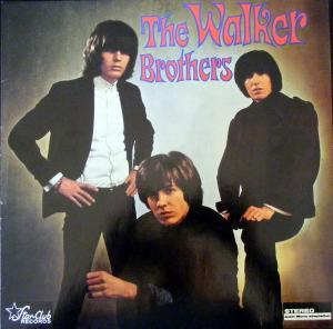 Walker Brothers, The: Walker Brothers, The - Cover