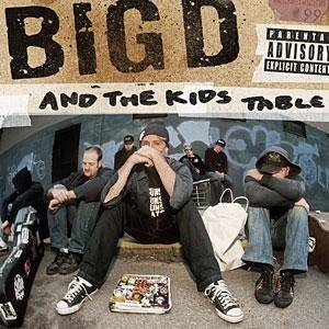 Cover - Big D & The Kids Table: How It Goes