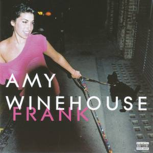 Amy Winehouse: Frank - Cover
